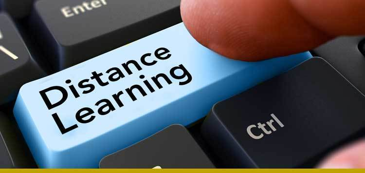 Important Update on Distance Learning