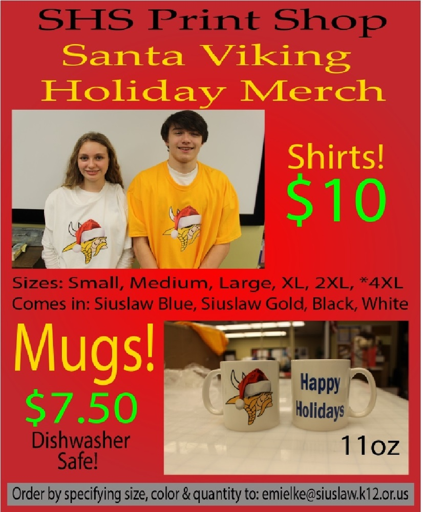 Holiday Swag For Sale!