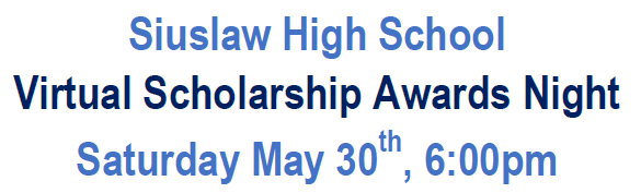 Scholarship Awards Night!