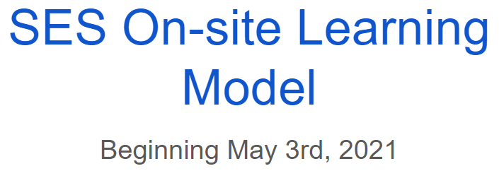 SES On-site Learning Model