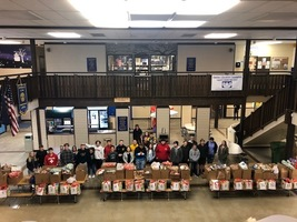 2019 Holiday Food Basket Drive