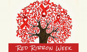 Red Ribbon Week -- October 28-31