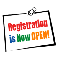 2019-2020 Registration opens Tuesday
