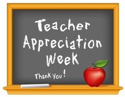 Teacher Appreciation Week Video