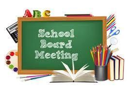 Notice of Board Meeting & Budget Hearing