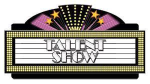 Talent Show Graphic