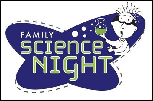 Science Night Flyer